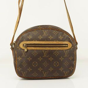 Auth Louis Vuitton Senlis Crossbody Bag #5713L19